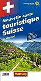 Hallwag Straßenkarten, Neue Reisekarte Schweiz (Hallwag Strassenkarten) - 2