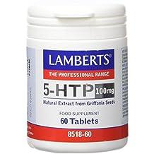 Lamberts 5-HTP 100 mg - 60 Tabletas