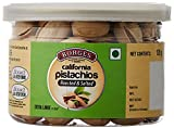 #1: Borges California Roasted and Salted Pistachios, 120g