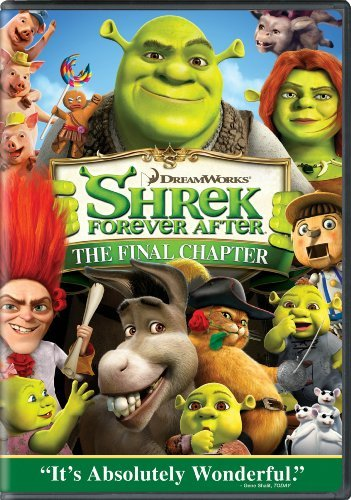 Shrek Forever After (Single-Disc Edition) by Mike Myers