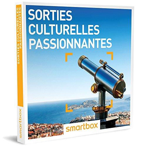 SMARTBOX - Coffret Cadeau homme femme couple - Sorties culturelles passionnantes -...