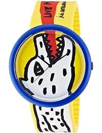 ODM JC04-04 - Reloj de pulsera para hombre, color multicolor multicolor