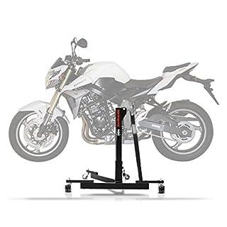 ConStands Power Evo-Zentralständer Suzuki GSR 750 11-16 Schwarz Motorrad Aufbockständer Montageständer Heber