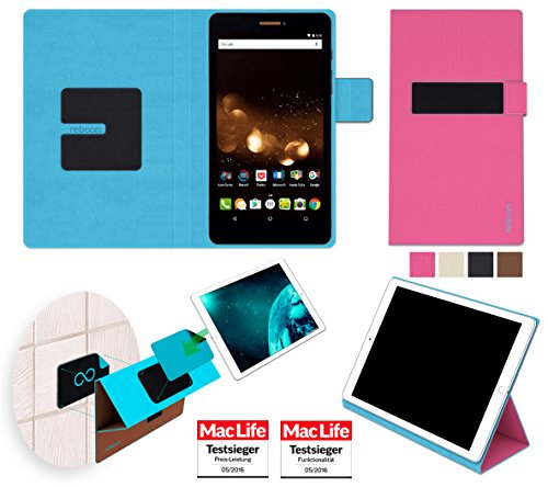 reboon Acer Iconia Talk S Hülle Tasche Cover Case Bumper | Pink | Testsieger