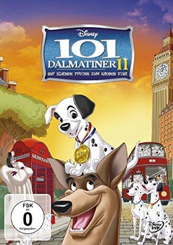 101 Dalmatiner II: Auf kleinen Pfoten zum großen Star! 101 Dalmatiner Disney Dvd