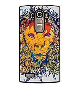 ifasho Designer Back Case Cover for LG G4 :: LG G4 Dual LTE :: LG G4 H818P H818N :: LG G4 H815 H815TR H815T H815P H812 H810 H811 LS991 VS986 US991 (Tiger Costume For Boys Tiger Eye Stone Tiger Balm Patch)