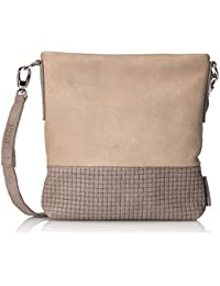 Jost Messenger Bag, 998 Sisal (Beige) - 2583-998