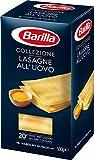 Barilla Collezione Pâtes Lasagnes All'Uovo 500 g