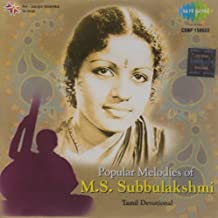 Popular Melodies - M.s. Subbulakshmi