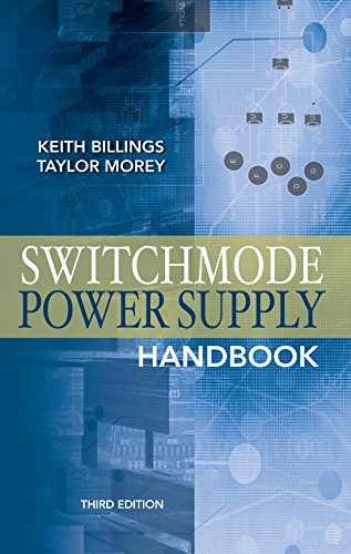 Switchmode Power Supply Handbook 3/E (English Edition) (Filter Power Line)