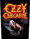 Ozzy Osbourne: Bark at the Moon Rckenaufnher (Zubehör)