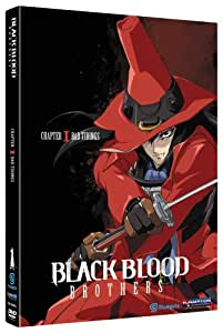 Black Blood Brothers Complete Series [eps 1-12] [DVD]