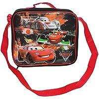 Preisvergleich für alles-meine.de GmbH Umhängetasche - Disney Cars - Francesco - Kindertasche - Transparent - Lightning Queen Tasche / Brotdosentasche / Kindergartentasche - Vesperbrottasche
