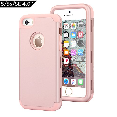 Dailylux Coque Iphone 5s Iphone Se Coque Housse De Protection Anti