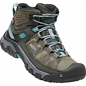 51xa9BCIiuL. SS300  - KEEN Women's Targhee Iii Mid Wp High Rise Hiking Shoes