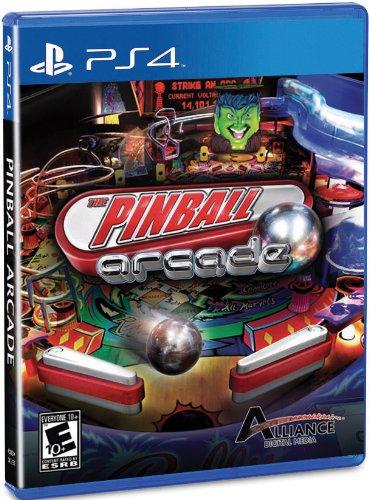 Arcade Pinball PS-4 US [Edizione: America]