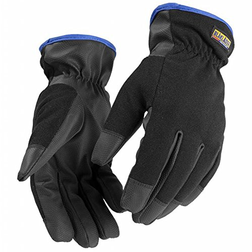 Blakläder Handschuhe 'Handwerk' mit offenem Bund, 1 Stück, Größe 9, schwarz, 2266394499009