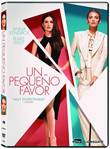 Un Pequeño Favor [DVD]
