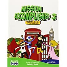 Mission Accomplished 3. Activity Book. (Anaya English) - 9788467848465
