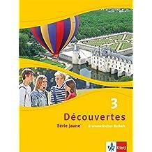 Découvertes / Grammatisches Beiheft: Série jaune (ab Klasse 6)
