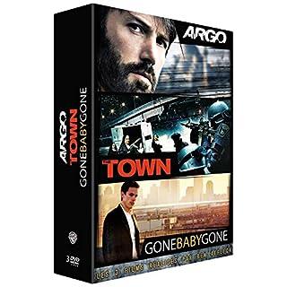 3 films réalisés par Ben Affleck - Argo + The Town + Gone Baby Gone