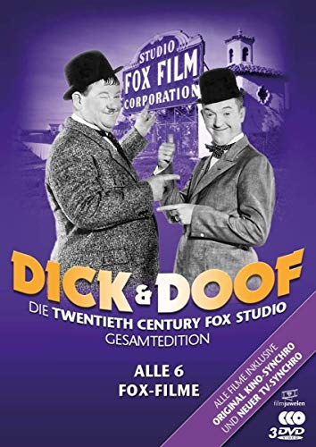 Dick & Doof - Die Fox-Studio-Gesamtedition (3 DVDs)