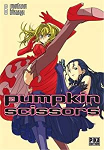 Pumpkin Scissors Edition simple Tome 6