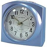 Technoline Geneva L Réveil à quartz Bleu (Import Allemagne)