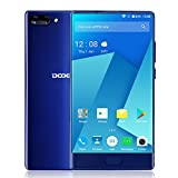 DOOGEE MIX 4G FDD-LTE Smartphone Android 7.0 5.5 Pollici Octa-core 2.5GHz 4GB RAM 64GB ROM Doppia Fotocamera Posteriore16.0MP + 8.0MP Front 5.0MP Batteria 3380mAh Impronta Digitale Dual Sim Carica Rapida