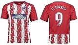 Trikot Herren Atletico Madrid 2017-2018 Home - Torres 9 (L)