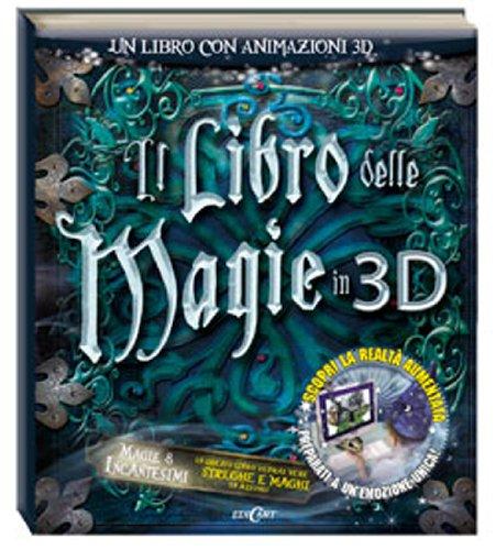 Il libro delle magie in 3D. Ediz. illustrata. Con CD-ROM (Libri 3D) por Jim Pipe