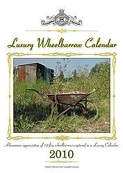 Luxury Wheelbarrow Calendar 2010