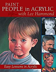 Lee hammond books related products dvd cd apparel pictures paint people in acrylic with lee hammond easy lessons in acrylic fandeluxe Choice Image