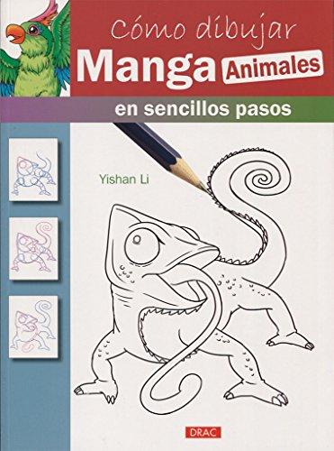 COMO DIBUJAR MANGAS ANIMALES por LE YISHAN