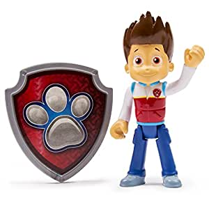 PAW PATROL Action Pack Pup & Badge - Ryder