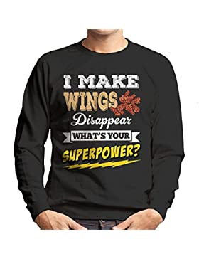 I Make Wings Disappear Whats You