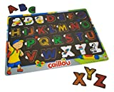 Caillou id00207und-Bilingual-Holz-Puzzle