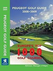 Peugeot Golf Guide 2008-2009