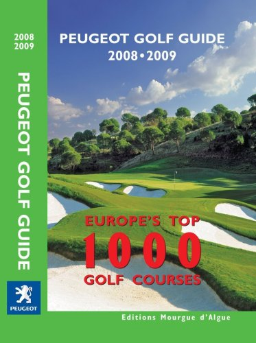 Descargar Libro Peugeot Golf Guide 2008-2009 de Editions Mourgue d'Algue