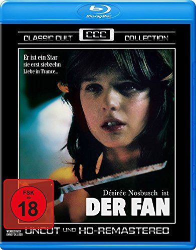 Der Fan - Uncut (Classic Cult Edition) [Blu-ray] -