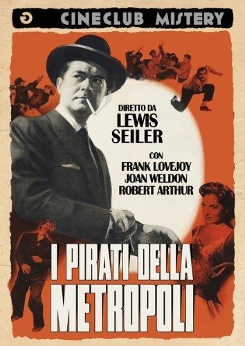 i pirati della metropoli dvd Italian Import by lovejoy frank