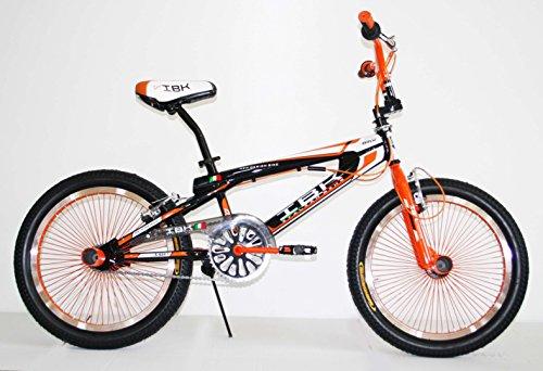 BICI BICICLETTA BMX FREESTYLE IBK 20