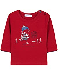 Absorba Boutique T-Shirts Rouge, Camiseta para Bebés