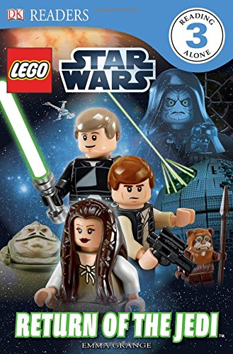 DK Readers L3: Lego Star Wars: Return of the Jedi (DK Readers: Lego Star Wars, Reading Alone 3)