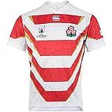 HULUNBR Maillot De Rugby Fan Polo2019 Ecosse Coupe du Monde De Rugby, Fans De Chandails Sweat Respirant T-Shirts Respirant pour Hommes Et Femmes, Sport Et Loisirs De Plein Air à Moitié Manches