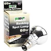 2xBC Basking Spotlamp, 60 Watt