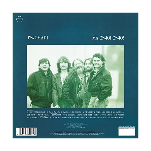Ma Noi No [Vinile inciso su 3 lati] (Esclusiva Amazon.it)