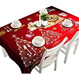 Nappe noel cuisine maison for Decoration de noel amazon