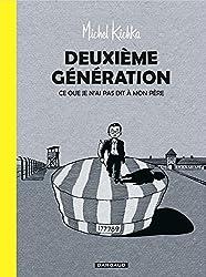 Deuxième génération - tome 0 - Ce que je n'ai pas dit à mon père (one shot)
