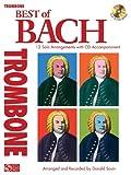 J.S. Bach: Best Of - Trombone, usato usato  Spedito ovunque in Italia